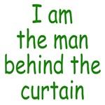 Man behind the curtain 1