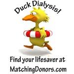 Duck Dialysis