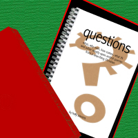 questions, a writing journal