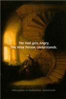 Ancient Indian Wisdom: Fool Angry Wise Understand