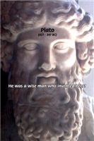 Plato: Greek Humour Beer Quote