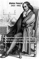 Mathematician Blaise Pascal Philosophy Imagination