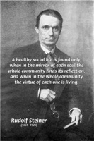Rudolf steiner: Education school