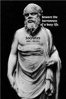 Socrates: Wisdom from Leisure