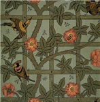 William Morris Trellis Designs