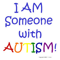 I AM Someone with Autism