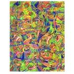 Abstract Art Drawng #P0510
