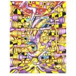 Chess Art Drawing #P0080