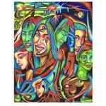 Spiritual Art Drawing #P0420