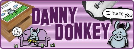 Pearls Before Swine Danny Donkey