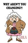 Lola Changing