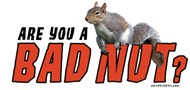 ARE YOU A BAD NUT? Shirts and More