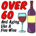 Over 60 Fine Wine