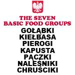 Seven Basic Polish Food Groups
