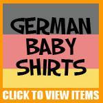 German Baby Shirts
