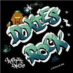 Doxies Rock Graffiti