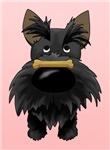 Scottish Terrier - I Noz How To Treat You Right