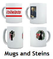 Mugs and Steins