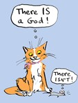 Cat God