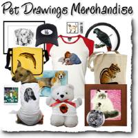 PET DRAWINGS MERCHANDISE
