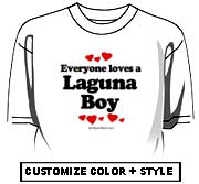 Everyone loves a Laguna Boy
