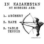 Kazakhstan Hobbies