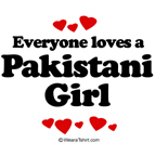 Everyone loves a Pakistani girl