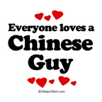 Everyone loves a Chinese guy