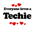 Everyone loves a Techie