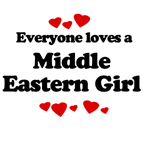 Everyone loves a Middle Eastern girl