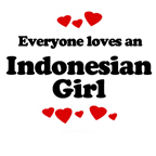 Everyone loves an Indonesian girl