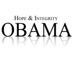 Obama 2008: Hope & Integrity
