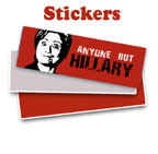Anti-Hillary Bumper Stickers