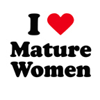 I love mature women