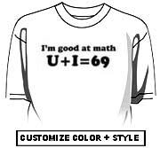 U + I = 69