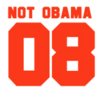 NOT OBAMA 08 Athletic