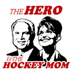 Sarah Palin: The Hero and The Hockey Mom