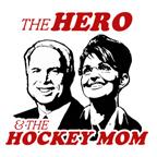 Sarah Palin: The Hero and The Hockey Mom