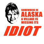 Somewhere in Alaska, a village is missing its idio