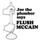 Flush Mccain