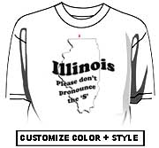 Illinois - Please don't prounounce the 'S'