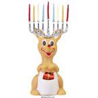 Hanukkah Rudolph