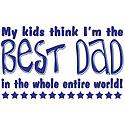 Best Dad from Kids