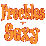 Freckles r Sexy