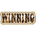 Winning Tiger
