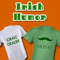 Irish Humor for St. Patrick's Day