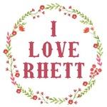 I Love Rhett Butler