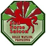 Red Horse Saloon, Belle Watling GWTW