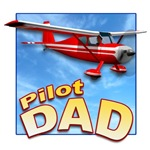 Pilot Dad Great Gift for the Pilot Father