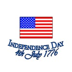 Independence Day 4 July 1776